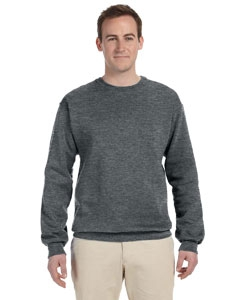 Fruit of the Loom 82300 12 oz. Supercotton 70/30 Fleece Crew