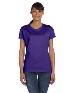 Fruit of the Loom L3930R Ladies' 5 oz., 100% Heavy Cotton HD® T-Shirt