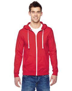 Fruit of the Loom SF60R 6 oz., 100% Sofspun Cotton Jersey Full-Zip