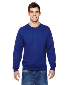 Fruit of the Loom SF72R 7.2 oz. Sofspun Crewneck Sweatshirt