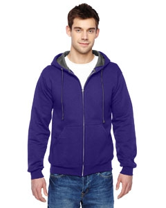 Fruit of the Loom SF73R 7.2 oz. Sofspun Full-Zip Hooded Sweatshirt