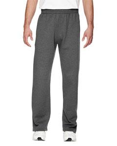 Fruit of the Loom SF74R 7.2 oz. Sofspun Open-Bottom Pocket Sweatpants