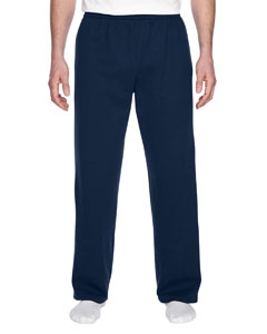 Fruit of the Loom SF74R 7.2 oz. Sofspun Open-Bottom Pocket Sweatpants