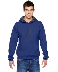 Fruit of the Loom SF76R 7.2 oz. Sofspun Hooded Sweatshirt
