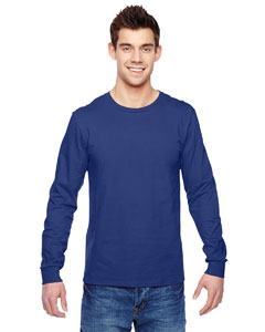 Fruit of the Loom SFLR 4.7 oz., 100% Sofspun Cotton Jersey Long-Sleeve T-Shirt