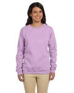 Gildan G180FL Heavy Blend Ladies' 8 oz., 50/50 Fleece Crew