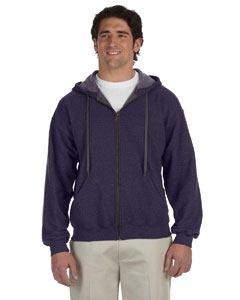 Gildan G187 Heavy Blend 8 oz. Vintage Classic Full-Zip Hood