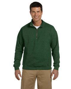 Gildan G188 Heavy Blend 8 oz. Vintage Classic Quarter-Zip Cadet Collar Sweatshirt