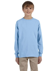 Gildan G240B Ultra Cotton® Youth 6 oz. Long-Sleeve T-Shirt