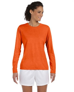 Gildan G424L Performance Ladies' 4.5 oz. Long-Sleeve T-Shirt