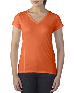Gildan G47V Ladies' Tech Short-Sleeve V-Neck