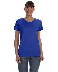 Gildan G500L Heavy Cotton Ladies' 5.3 oz. Missy Fit T-Shirt