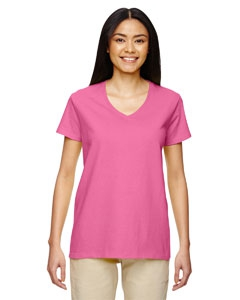 Gildan G500VL Heavy Cotton Ladies' 5.3 oz. V-Neck T-Shirt