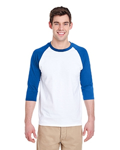 Gildan G570 Heavy Cotton -Sleeve Raglan