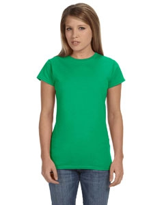 Gildan G640L Softstyle® Ladies' 4.5 oz. Junior Fit T-Shirt