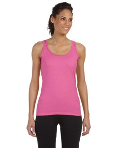 Gildan G642L Softstyle® Ladies' 4.5 oz. Junior Fit Tank
