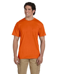 Gildan G830 DryBlend® 5.6 oz., 50/50 Pocket T-Shirt