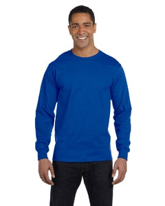 Gildan G840 DryBlend® 5.6 oz., 50/50 Long-Sleeve T-Shirt