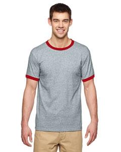 Gildan G860 DryBlend® 5.6 oz. Ringer T-Shirt