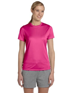 Hanes 4830 Ladies' 4 oz. Cool Dri® T-Shirt