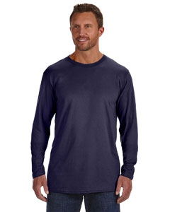 Hanes 498L 4.5 oz., 100% Ringspun Cotton nano-T® Long-Sleeve T-Shirt