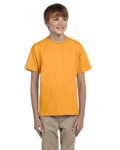 Hanes 5370 Youth 5.2 oz., 50/50 ComfortBlend® EcoSmart® T-Shirt