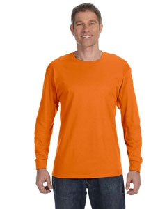 Hanes 5586 6.1 oz. Tagless® ComfortSoft® Long-Sleeve T-Shirt