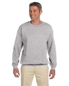 Hanes F260 9.7 oz. Ultimate Cotton® 90/10 Fleece Crew