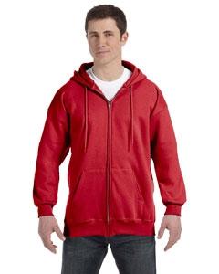 Hanes F280 9.7 oz. Ultimate Cotton® 90/10 Full-Zip Hood