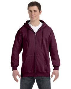 Hanes F280 9.7 oz. Ultimate Cotton® 90/10 Full-Zip Hood