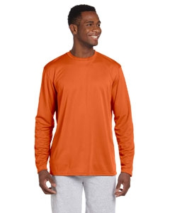 Harriton M320L 4.2 oz. Athletic Sport Long-Sleeve T-Shirt