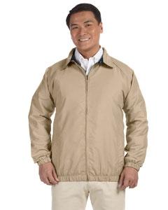 Harriton M710 Microfiber Club Jacket