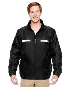 Harriton M770 Men's Fleece-Lined All-Season Jacket