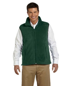 Harriton M985 8 oz. Fleece Vest