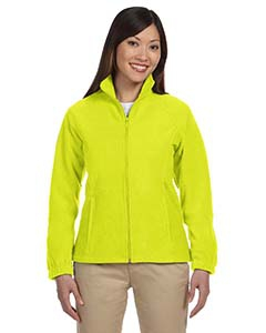 Harriton M990W Ladies' 8 oz. Full-Zip Fleece