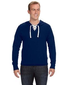 J America JA8231 Sport Lace Jersey Hood