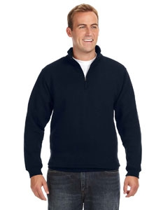 J America JA8634 Heavyweight Fleece Quarter-Zip