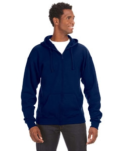 J America JA8821 Premium Full-Zip Fleece Hood