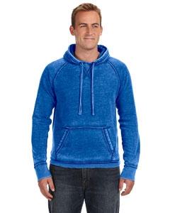 J America JA8915 Vintage Zen Fleece Pullover Hood