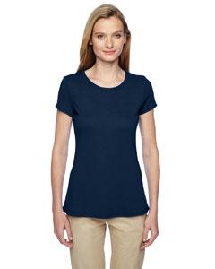 Jerzees 21WR Ladies' 5.3 oz., 100% Polyester SPORT T-Shirt