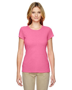 Jerzees 21WR Ladies' 5.3 oz., 100% Polyester SPORT T-Shirt