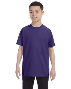 Jerzees 29B Youth 5.6 oz., 50/50 Heavyweight Blend T-Shirt