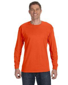 Jerzees 29L 5.6 oz., 50/50 Heavyweight Blend Long-Sleeve T-Shirt