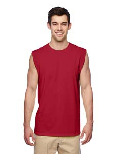 Jerzees 29SR Adult Sleeveless Shooter T-Shirt