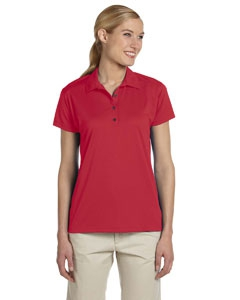 Jerzees 441W Ladies' 4.1 oz., 100% Polyester Micro Pointelle Mesh SPORT with Moisture-Wicking Polo