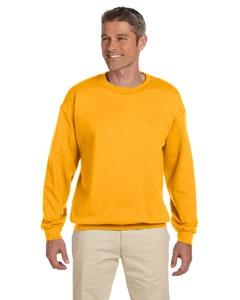 Jerzees 4662 9.5 oz., 50/50 Super Sweats® NuBlend® Fleece Crew