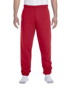 Jerzees 4850P 9.5 oz., 50/50 Super Sweats® NuBlend® Fleece Pocketed Sweatpants