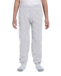 Jerzees 4950BP Youth 9.5 oz., 50/50 Super Sweats® NuBlend® Fleece Pocketed Sweatpants
