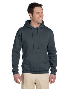 Jerzees 4997 9.5 oz., 50/50 Super Sweats® NuBlend® Fleece Pullover Hood