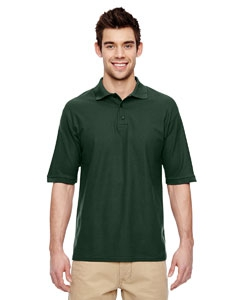 Jerzees 537MSR Men's 5.3 oz., 65/35 Easy-Care Polo